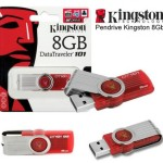 Pendrive USB KINGSTON o VERBATIM da 8/16/32 Gb